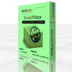 SmartVizor Barcode Label Printing Software screenshot